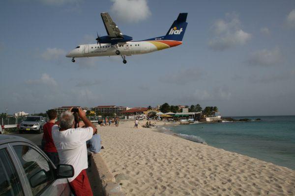 Litet plan in för landning