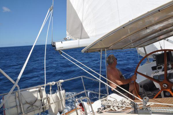 55. Fin segling