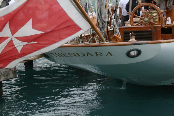 Många fina båtar